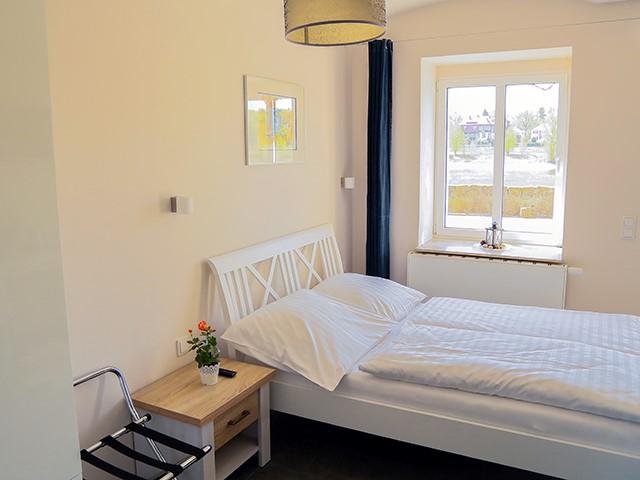 Kleines Elb-Terrassenzimmer Schlafen